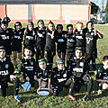 Aude rugby 10/12/2016 Narbonne