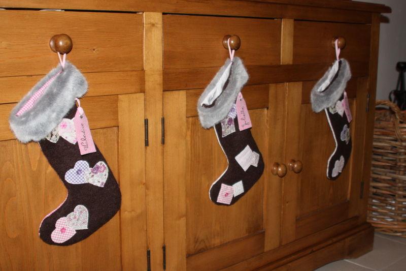 Les chaussettes de Nöel
