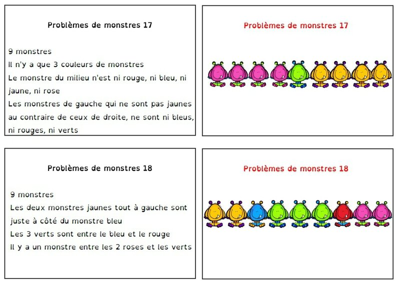 pbl monstres 9