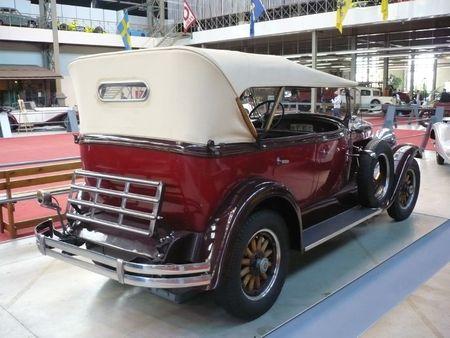 STUDEBAKER President 8 Model FA 1928 Bruxelles Autoworld (2)