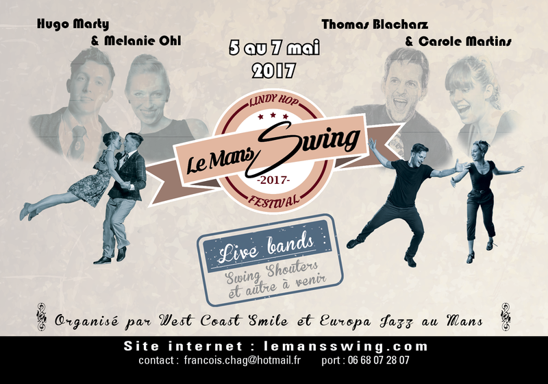 flyers Le Mans Swing 2017