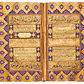 A large illuminated qur'an, persia, probably shiraz, safavid, second half 16th century