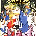 Wolfgang reitherman - merlin l'enchanteur