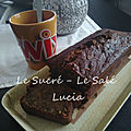 Thermomix : cake bananes noix