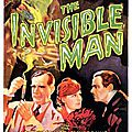 L'homme invisible - 1933 (