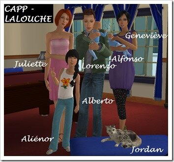 CAPP LALOUCHE