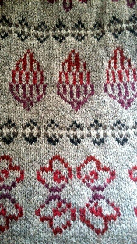 encours tricot