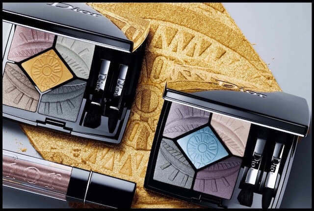 dior power look palette regard couture