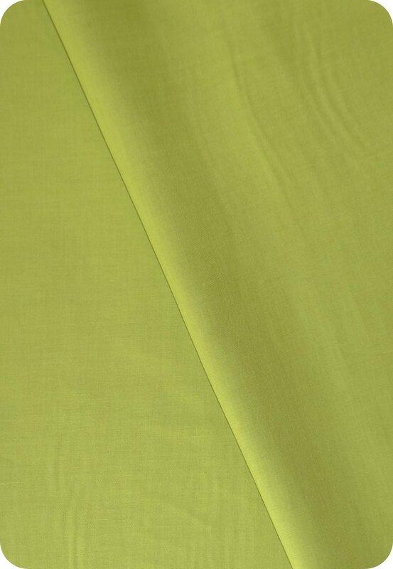 Tissu vert anis