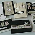 Mini kits carterie de noël
