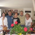 Elie Rojas, Michel Llinares, Miroslava Ledo, Hector Hernández et