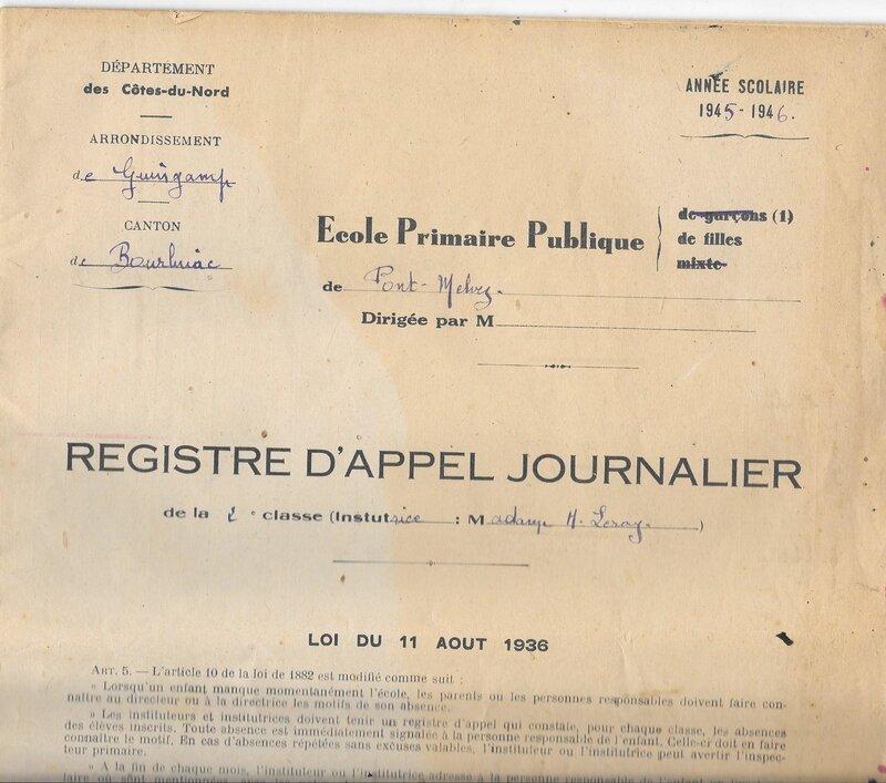 Ecole_1945