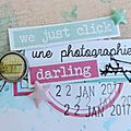 Scrapbooking a4 #217 - sketch