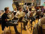 Orchestre des Jeunes Vesoul 2011 - Repetition 2
