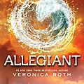 [cover reveal] alligiant - divergent #3