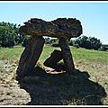 Dolmen de tiergues ( aveyron)