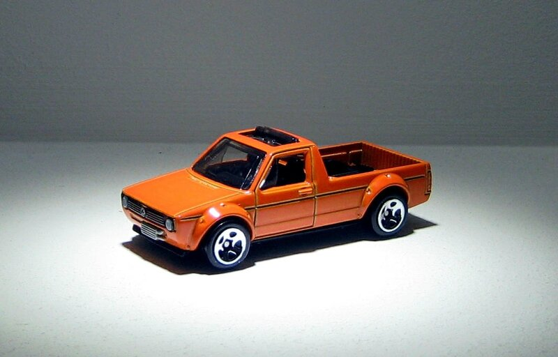 Vw caddy (Hotwheels) 05