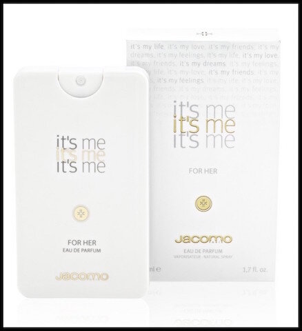 jacomo it s me for her 1