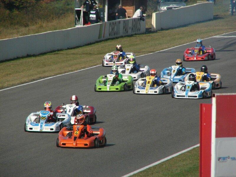 Championnat france KZ125-Pau arnos (42)