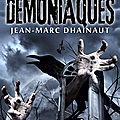 Dhainaut,jean-marc - alan lambin 4 - les couloirs démoniaques
