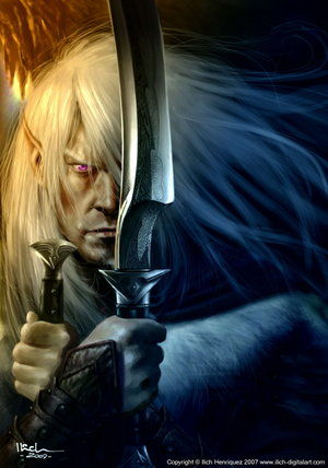 Drizzt_Do__Urden_by_Ilacha
