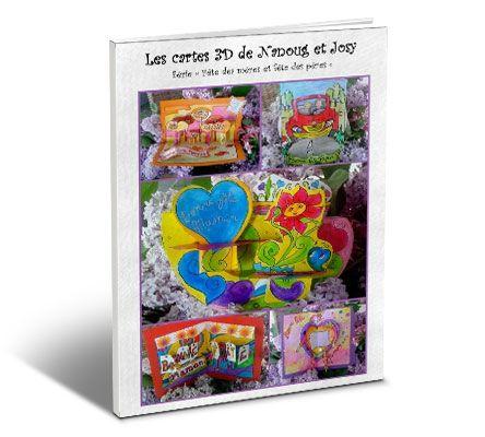 Photo dossier cartes 3D
