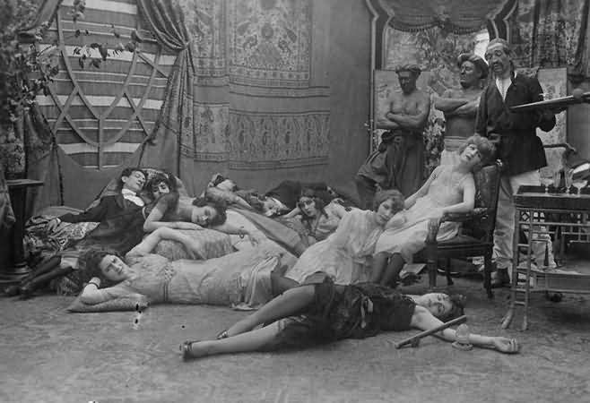 Opium fumerie 1
