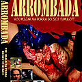 Arrombada - i will piss in your grave (ah !)