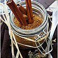 Épices à pain d'épices maison (4 ou 9 épices)