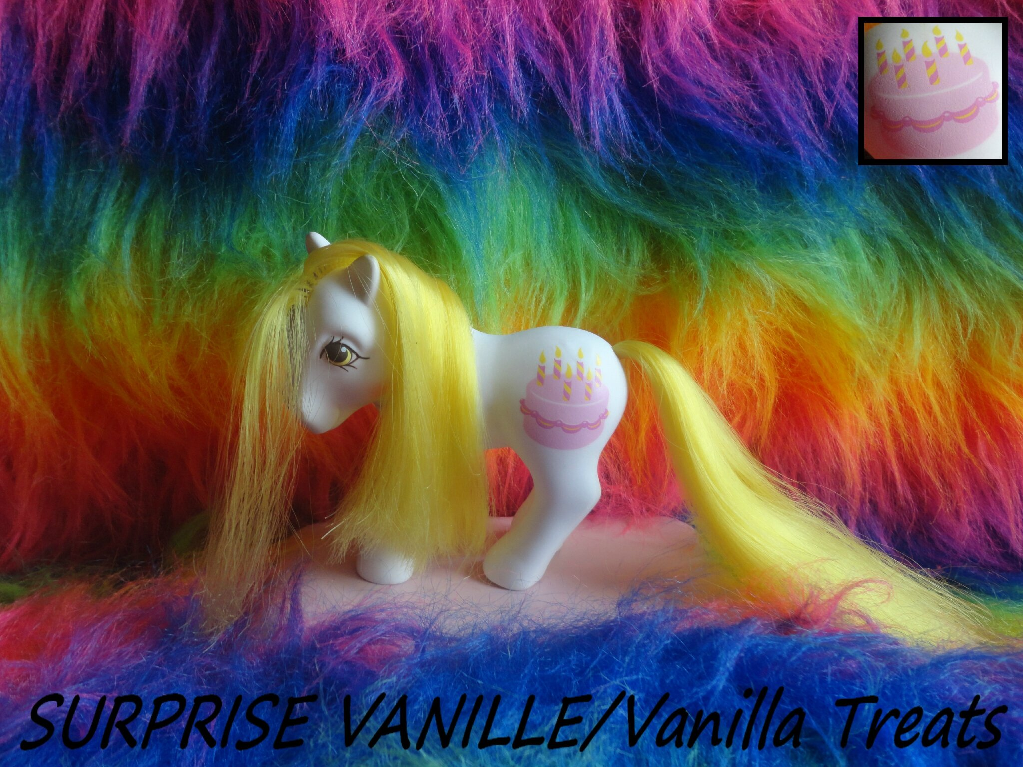 SURPRISE VANILLE (Vanilla Treats)