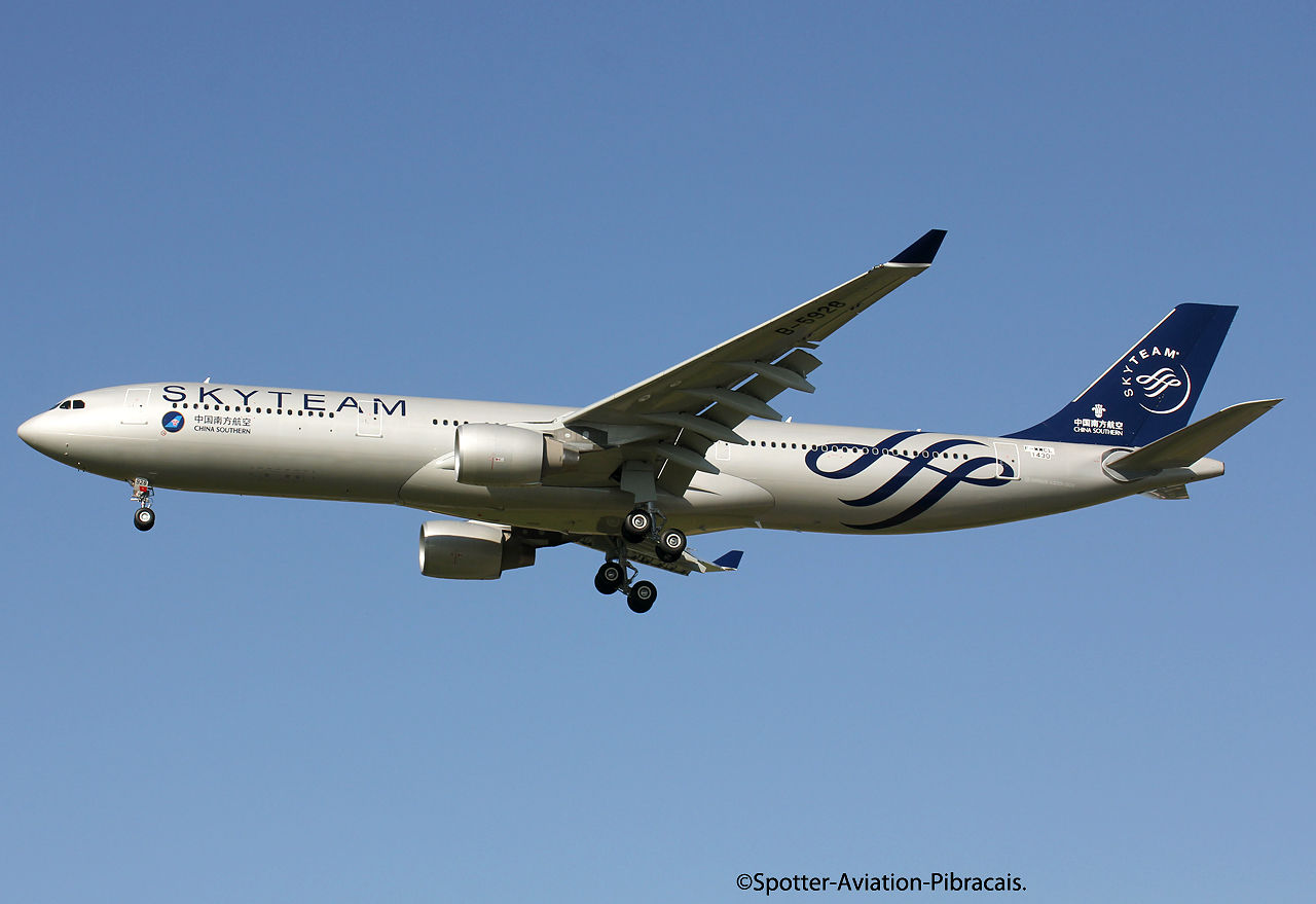 SkyTeam China Southern Airlines