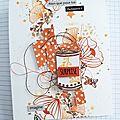 Equipe creative//carte//gwen