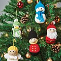 Make it merry - tree decorations - amanda berry