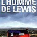 L'homme de lewis ---- peter may
