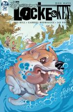 IDW locke & key dog days