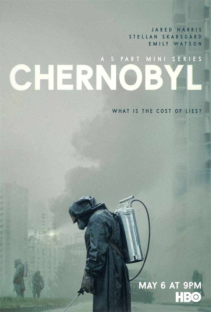 CHERNOBYL - Série télévisée par Johan Renck, écrite par Craig Mazin
