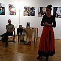 Atelier d'initiation au flamenco !