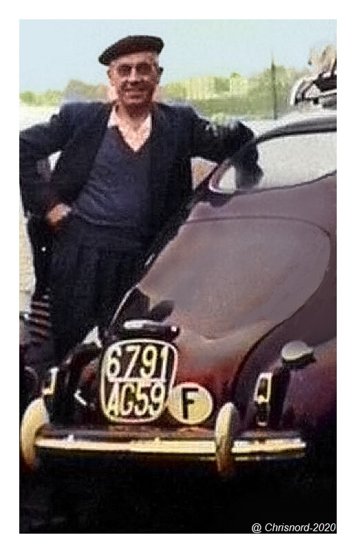 Papa 1955
