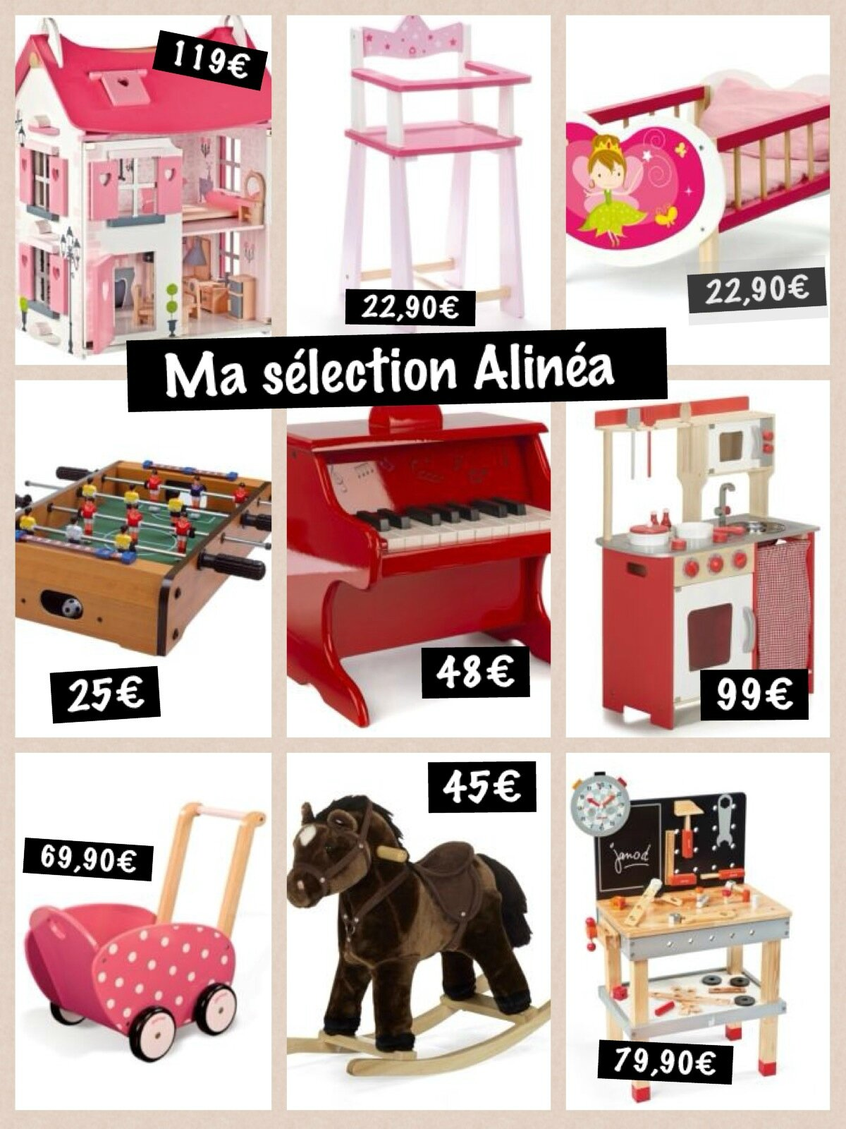 liste au p re no l id es cadeaux enfants shopping addict la rescousse. Black Bedroom Furniture Sets. Home Design Ideas