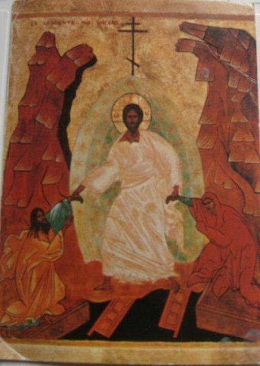 LA LUMIÈRE DE LA RESURRECTION BRISES LA MONTAGNE DU DETERMINISME DU PÉCHÉ (copie)
