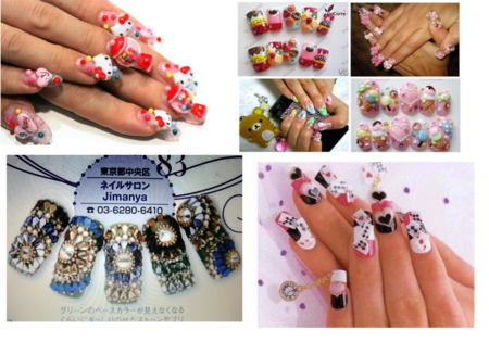 project ongles