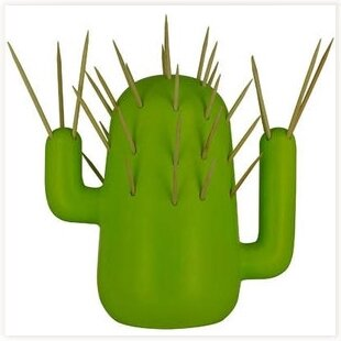 porte-cure-dents-cactus