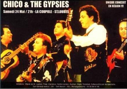 CPM Chico & The Gypsies