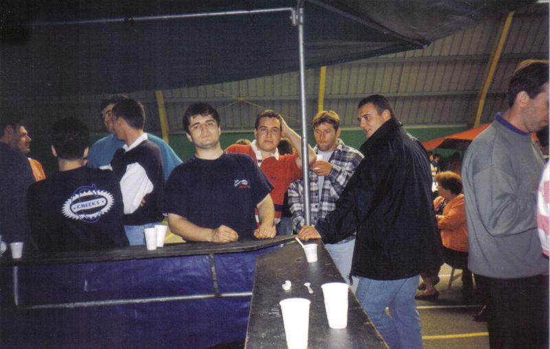 Juillet 96, soirée à Mézières