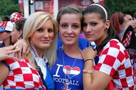 supportrice croatie