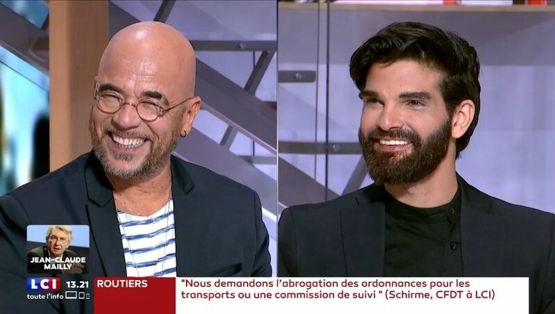 "[REPLAY] Pascal Obispo et Mike Massy ""Carte Blanche"" sur LCI"