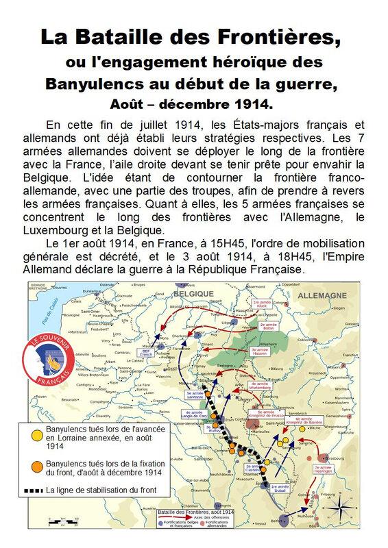 1) La Bataille des Frontières - Page 1
