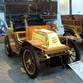 De Dion Bouton type S de 1903 (Cité de l'Automobile Collection Schlumpf à Mulhouse) 01