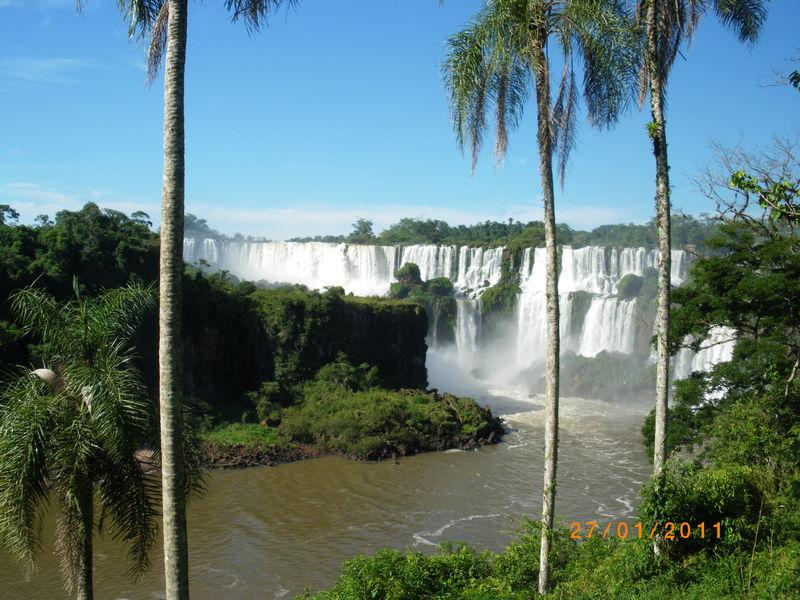 Chutes d Iguazu