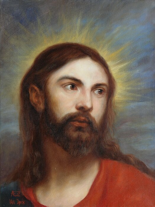 AnaPardo-Copia-Cristo-de-la-moneda-Van-Dyck